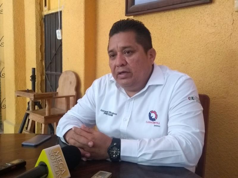 CANACINTRA pide liberar  carreteras de los bloqueos