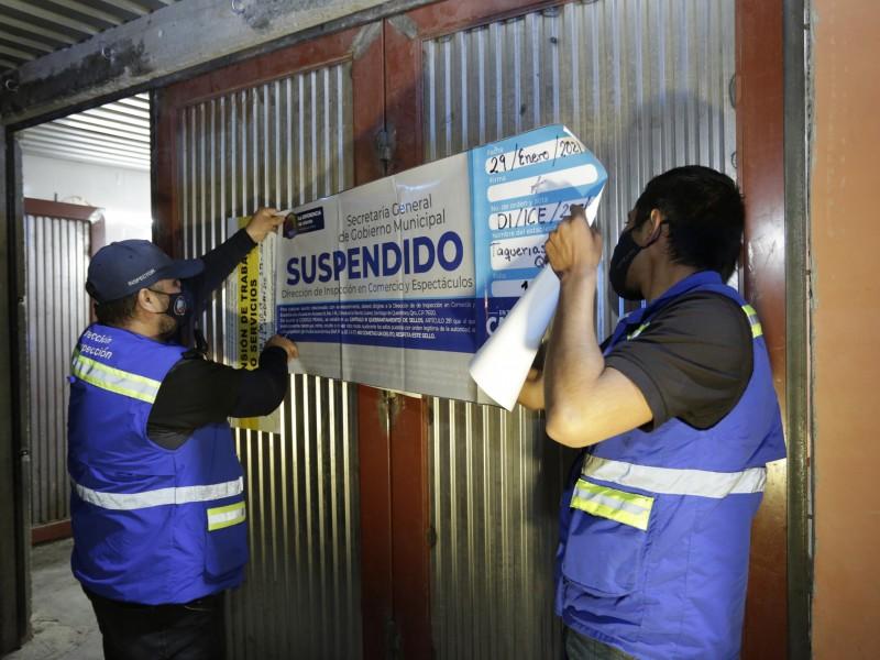 CANACO no ha detectado a falsos inspectores anticovid