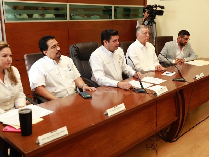 Cancela gobierno de Nayarit todo tipo de eventos masivos