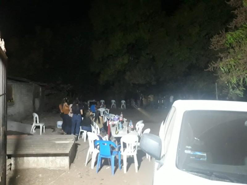 Cancela Secretaría de Seguridad otro evento en Huaristemba; San Blas