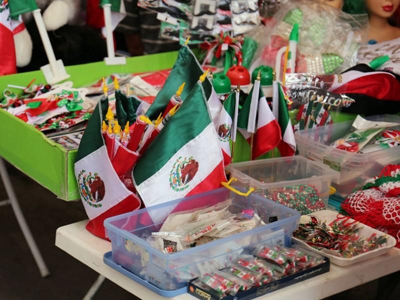 Cancelación de eventos patrios afectará a comerciantes: COPARMEX