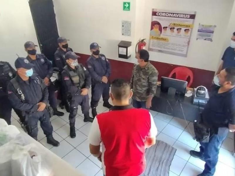 Canceladas visitas a centros de apoyo y cárceles en Acaponeta