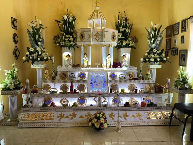 Cancelan actividades turísticas en Huaquechula por Día de Muertos