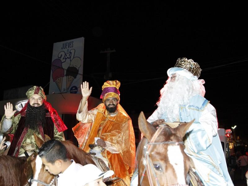 Cancelan cabalgata de Reyes por primera vez.