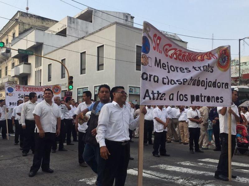 Cancelan desfile en Veracruz por coronavirus