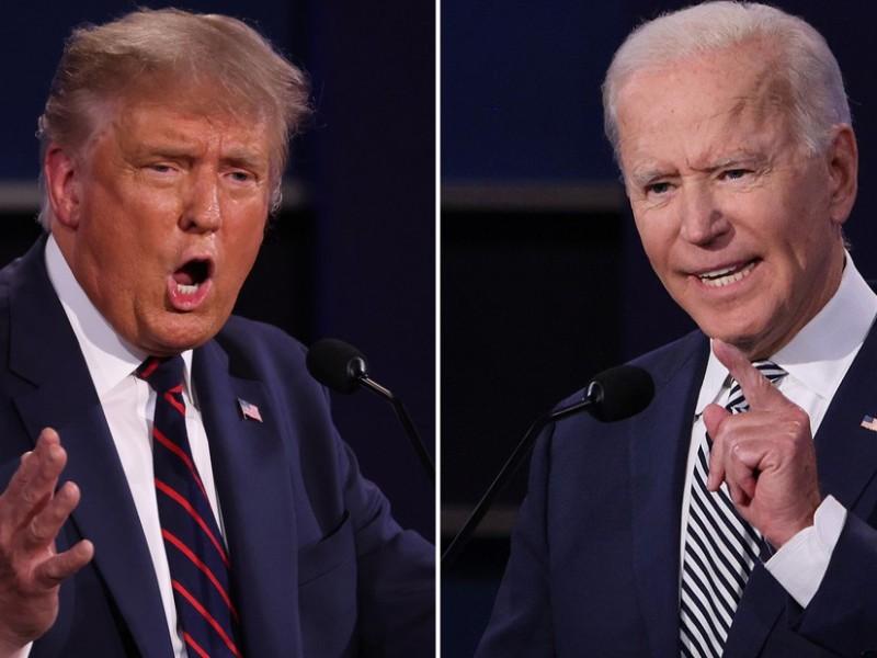 Cancelan el segundo debate entre Trump y Joe Biden