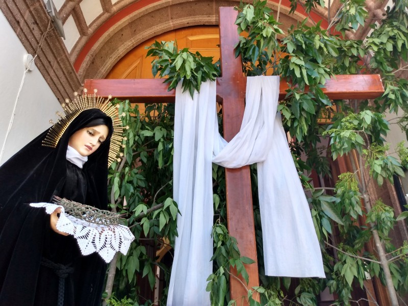 Cancelan el viacrucis viviente en Tangamandapio