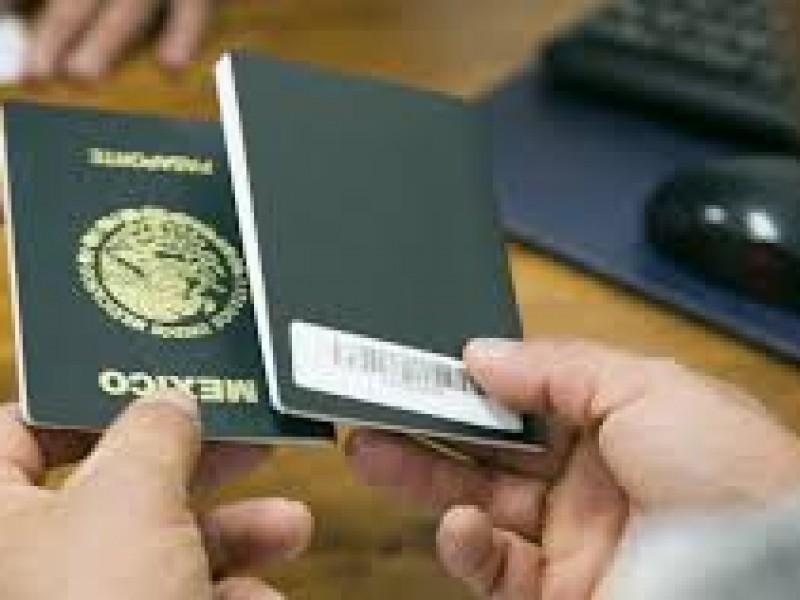Cancelan emisión de credenciales y pasaportes