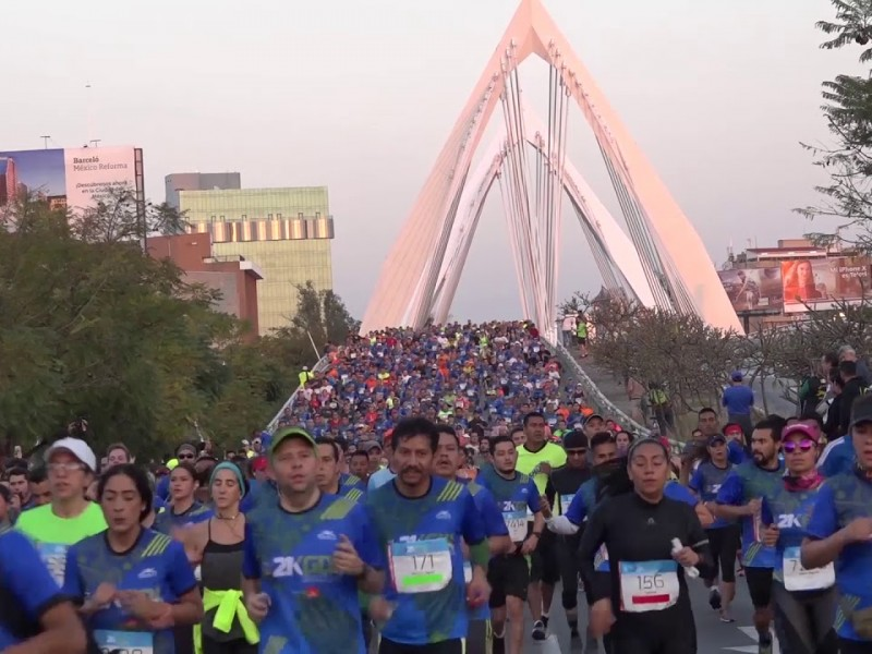 Cancelan Maratón Guadalajara Megacable