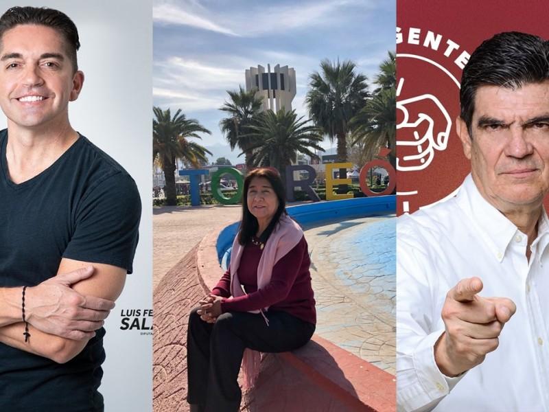 Cancelan precandidaturas de aspirantes de Morena para alcaldía de Torreón
