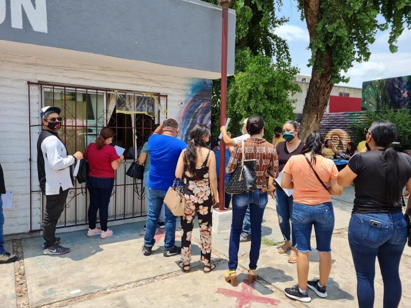 Cancelan registro para vacunarse con dosis donadas por Nogales,Arizona