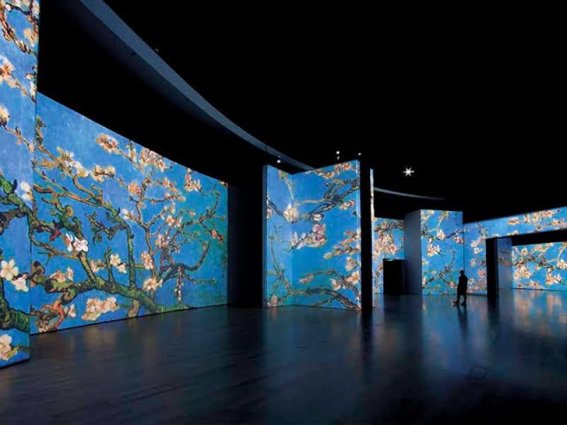 Cancelan Van Gogh Alive por covid-19