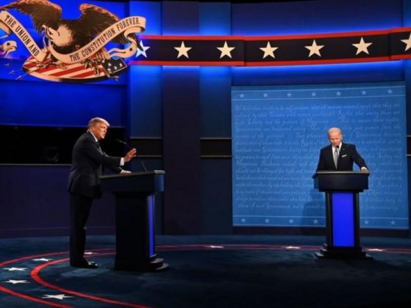 Cancelar el debate, estrategia para generar más interés: Brett Bruen