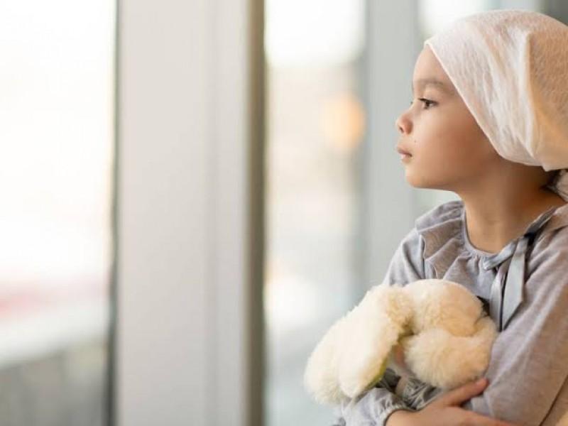 Cáncer infantil es curable detectandose a tiempo