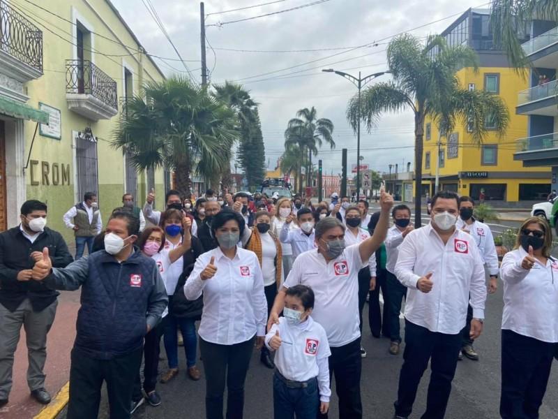 Candidatos a diputados federales por RSP buscan sanear Veracruz