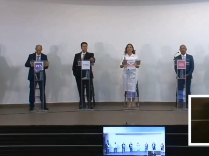 Candidatos a presidencia de Tepic en debate: aquí sus propuestas