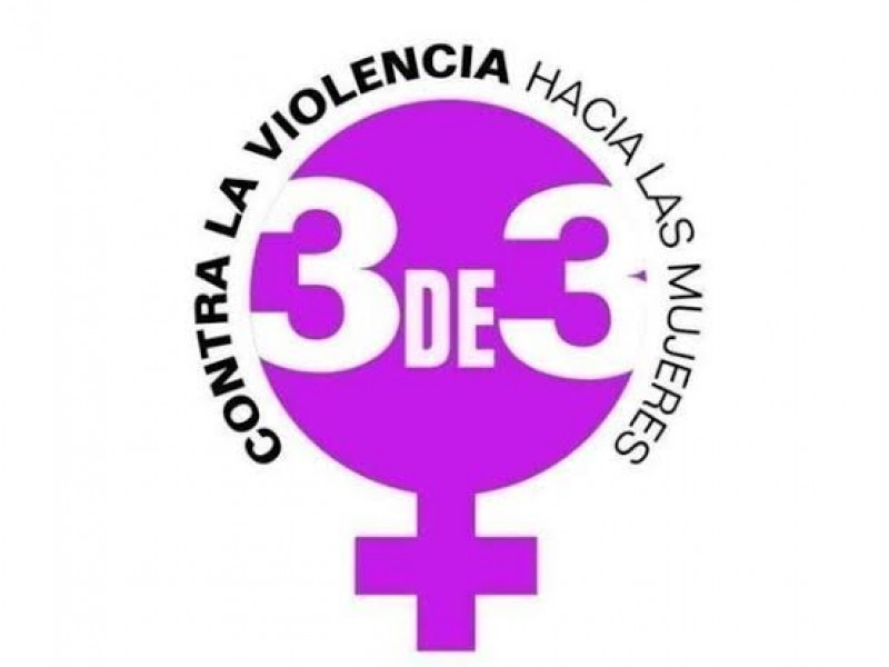 Candidatos desdeñan 3 de 3 contra Violencia de Género