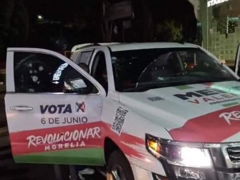 Candidatos reprueban atentado contra equipo de Guillermo Valencia