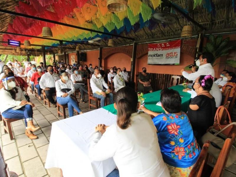 Capacitan a Oficiales del Registro Civil para erradicar discriminación