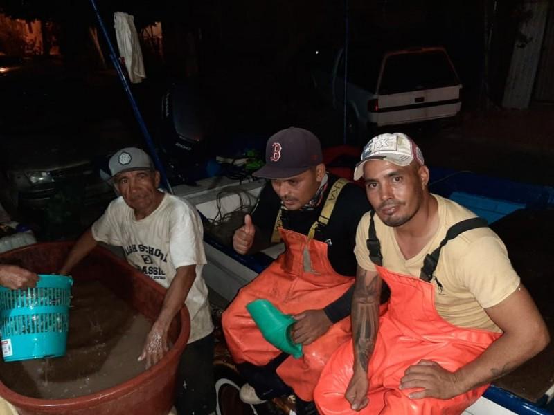 Capacitan IMPAM a pescadores sobre protocolo de seguridad