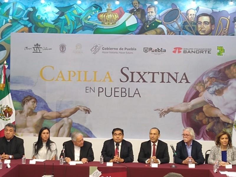 Capilla Sixtina en Puebla