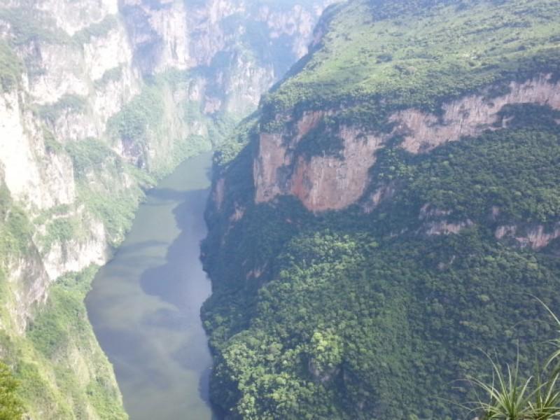 Capital natural en Chiapas se encuentra amenazado
