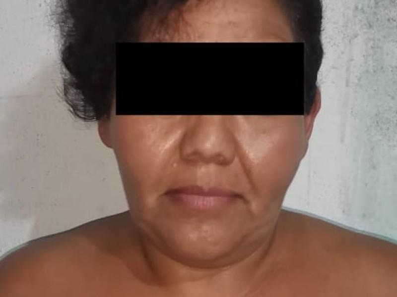 Captura FGE a mujer responsable por secuestro
