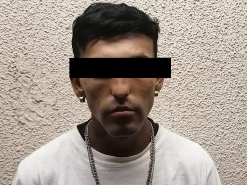 Captura PESP a tres narcomenudistas en SLRC