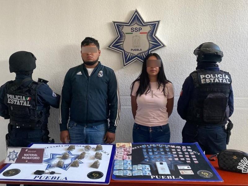 """Captura Policía Estatal a hija de """"La Tita"""""""