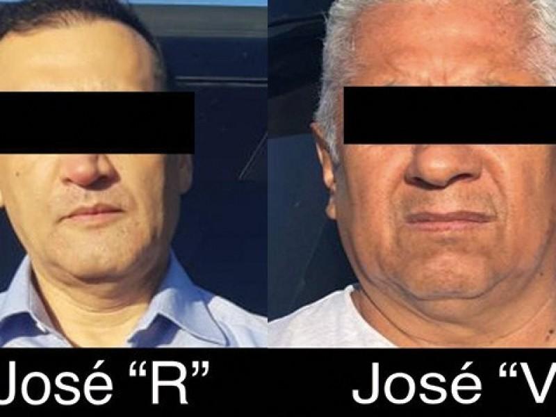Capturan a dos socios del abogado Juan Collado
