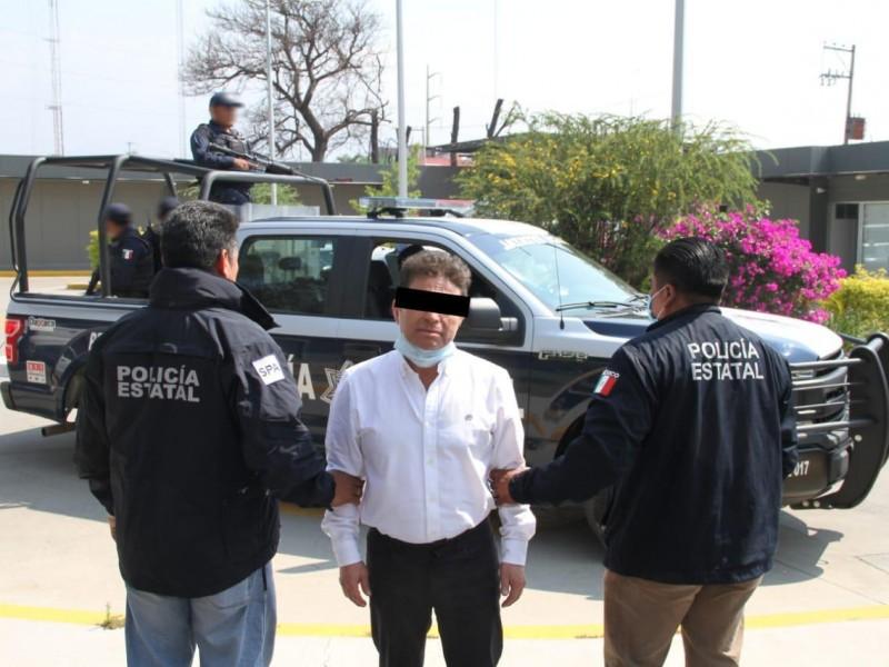 Capturan a Juan Vera Carrizal acusado de ataque a saxofonista