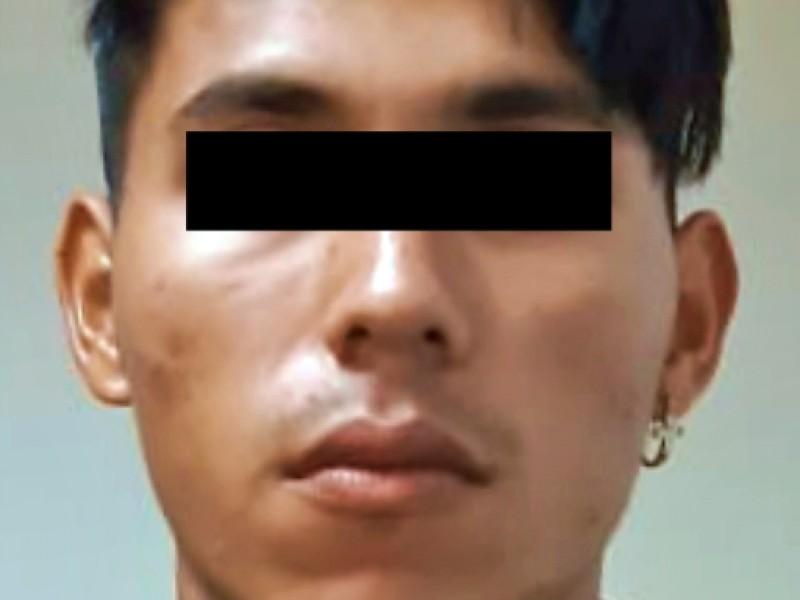 Capturan a presunto homicida, lo encuentran usando moto de víctima