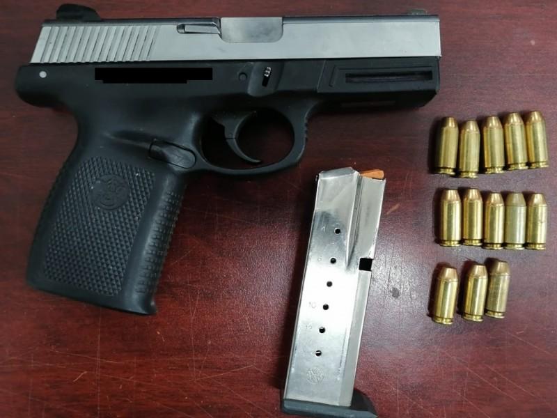 Capturan PESP y SEDENA a jóvenes armados en Cajeme