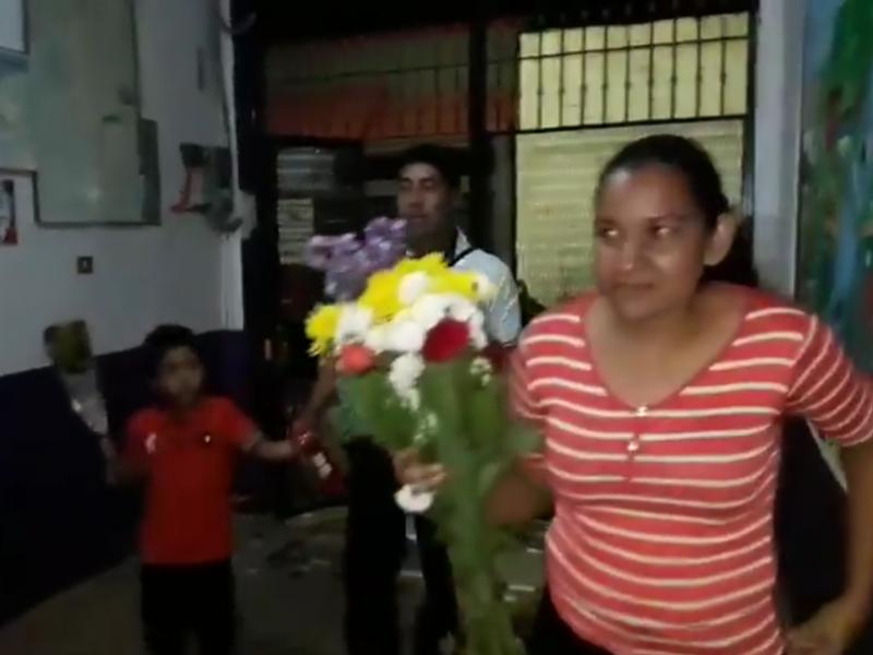 Caravana de Madres Migrantes localiza a una joven