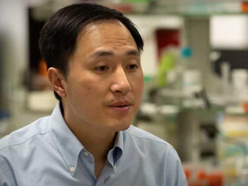 Cárcel para científico que creó bebés genéticamente modificados