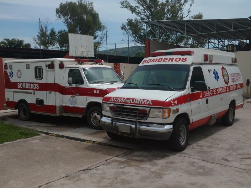 Carece de equipo cuerpo de bomberos en Jiquilpan