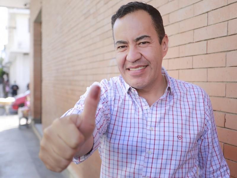 Carlos Herrera aceptará resultado, después de agotar recursos legales