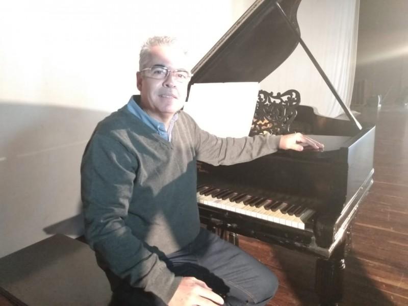 Carlos Pèrez Strauss lleva la música venezolana a Navojoa