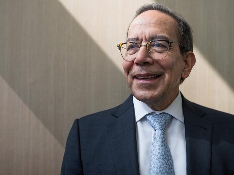 Carlos Salazar Lomelín es reelecto como presidente del CCE