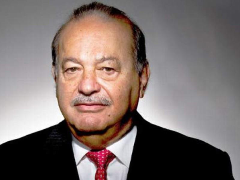 Carlos Slim Helú se contagia de Covid-19