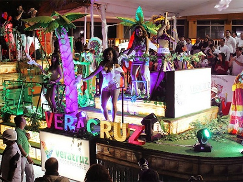 Carnaval de Veracruz será ecológico