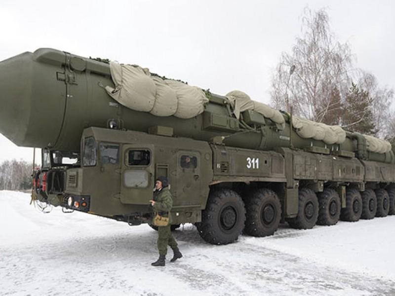 Carrera armamentista: Rusia