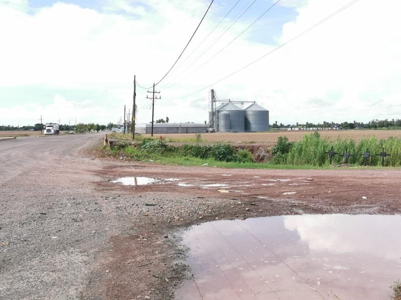 Carretera Los Mochis-El Fuerte en el abandono, exigen mayor inversión