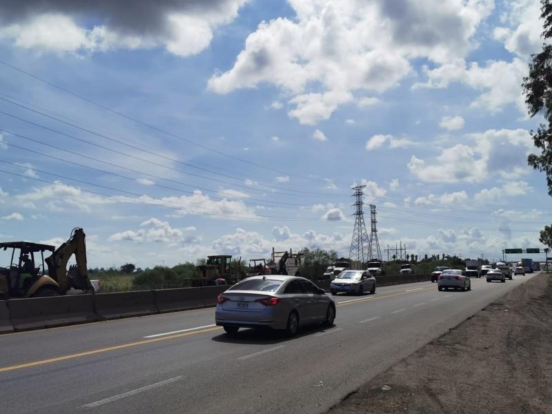 Carretera México 15,