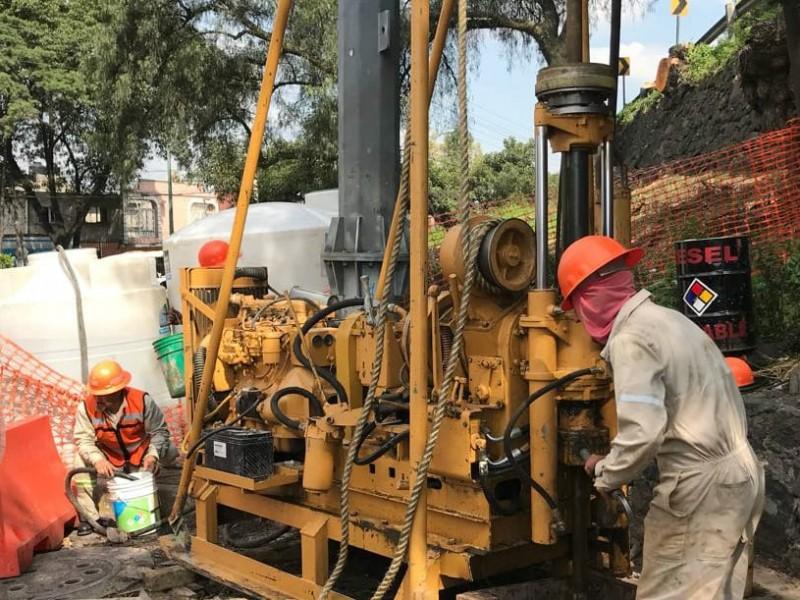 Carretera Xochimilco-Tulyehualco quedará reparada en marzo