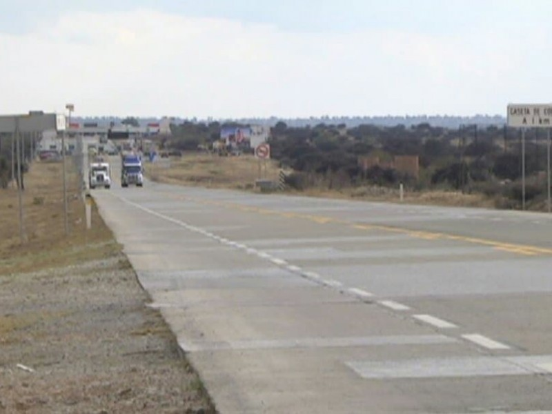 Carretera Zacatecas-Aguascalientes comenzará con 80 mdp