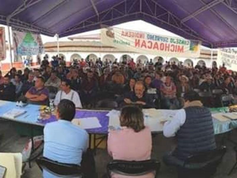 Carreteras de Michoacán tomadas por CSIM