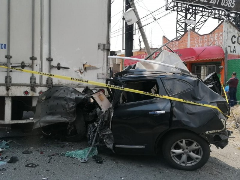 Carreteras mexiquenses con mayor incidencia de accidentes