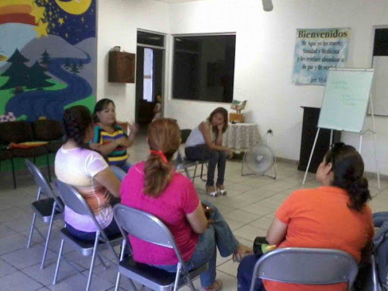 Casa Arca, refugio secreto para mujeres que viven violencia