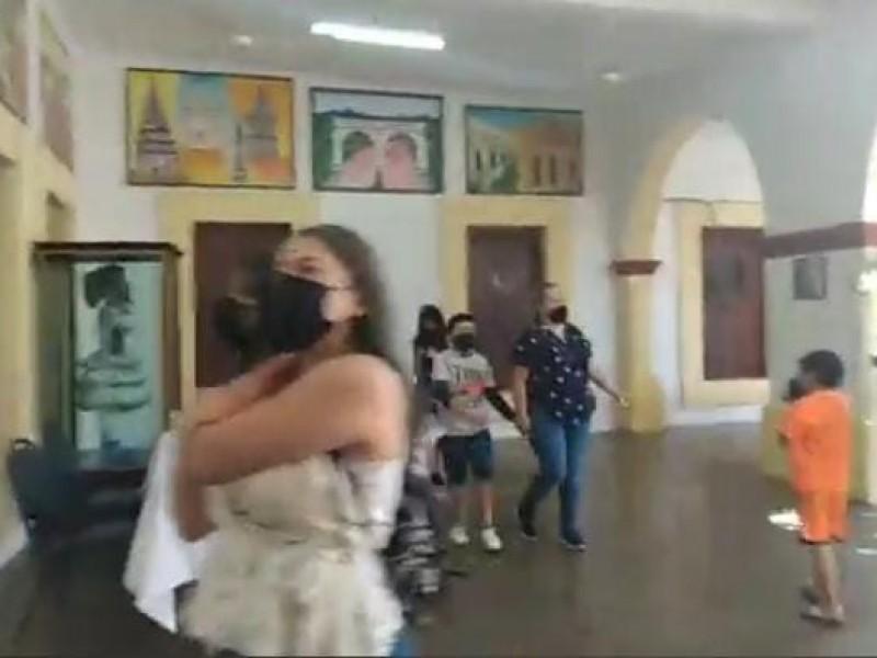 Casa de la Cultura Sinaloa, sitio para recreo y aprendizaje